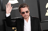 Jean Michel Jarre @ the 59th Annual GRAMMY Awards held @ the Microsoft Theatre.<br /> February 12, 2017 , Los Angeles, USA. # 59EME GRAMMY AWARDS 2017