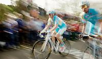 77th Flèche Wallonne 2013..Jakob Fuglsang (DNK)