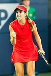 Cici Bellis Defeats Petra Kvitova 6-2, 6-0