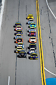 #84 Atlanta Speedwerks Honda Civic FK7 TCR, TCR: Start, Brian Henderson, Robert Noaker <br /> #5: KMW Motorsports with TMR Engineering Alfa Romeo Giulietta Veloce TCR, TCR: Roy Block, Tim Lewis