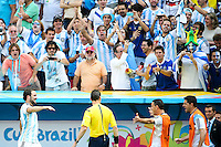 Higuain da Argentina