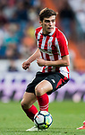 Inigo Cordoba Kerejeta of Athletic Club de Bilbao in action during the La Liga 2017-18 match between Real Madrid and Athletic Club Bilbao at Estadio Santiago Bernabeu on April 18 2018 in Madrid, Spain. Photo by Diego Souto / Power Sport Images