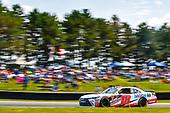 #18: Kyle Benjamin, Joe Gibbs Racing, Toyota Camry Toyota Service Centers/Mobil 1