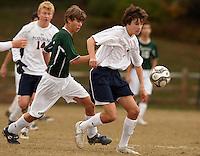 PS Soccer Boys Varsity MAC Tournament vs GDS