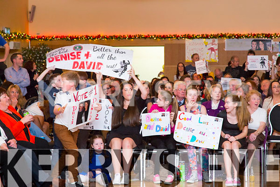 At the St. Pats Blennerville Strictly come Dancing fundraiser at Ballyroe Heights Hotel on Friday