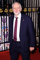 Jeremy Corbin<br /> at the Pride of Britain Awards 2017 held at the Grosvenor House Hotel, London<br /> <br /> <br /> ©Ash Knotek  D3342  30/10/2017