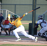 Ramon Martinez - 2019 AZL Athletics (Bill Mitchell)