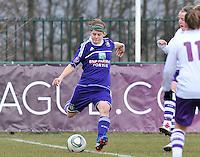 RSC Anderlecht Dames - Beerschot : Laura Deloose.foto DAVID CATRY / Vrouwenteam.be