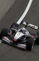 David Coultard (#4 McLaren)