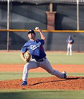 Lael Lockhart - 2021 AIL Dodgers (Bill Mitchell)