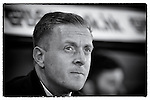 051215 Swansea City Manager Garry Monk