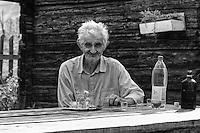 Man from Rastiste<br /> Perućac, Rastište<br /> Tara National Park, Serbia.