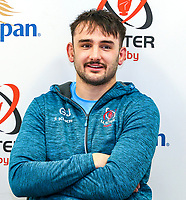 Monday 23rd December 2019 | Ulster Rugby Match Briefing<br /> <br /> Ulster Rugby backrow Greg Jones at the Match Briefing held at Kingspan Stadium, Belfast ahead of the PRO14 Round 9 inter-pro clash against Connacht at Kingspan Stadium., on Friday 27th December 2019. Photo by John Dickson / DICKSONDIGITAL