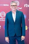 Boris Izaguirre attends to presentation of 'Master Chef Celebrity' during FestVal in Vitoria, Spain. September 06, 2018. (ALTERPHOTOS/Borja B.Hojas)