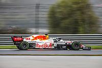 10th October 2021; Formula 1 Turkish Grand Prix 2021 Race Day Istanbul Park Circuit, Istanbul, Turkey;  33 VERSTAPPEN Max nld, Red Bull Racing Honda RB16B