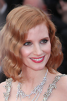 JESSICA CHASTAIN - RED CARPET OF THE FILM 'MONEY MONSTER' AT THE 69TH FESTIVAL OF CANNES 2016