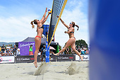 Volleyball - NZ Beach Tour, Day 2