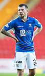 St Johnstone FC….Season 2019-20 <br />Matty Kennedy<br />Picture by Graeme Hart. <br />Copyright Perthshire Picture Agency<br />Tel: 01738 623350  Mobile: 07990 594431