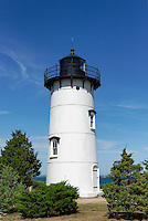 East Chop Lighthouse, Oak Bluffs, Martha's Vineyard, Massachusetts. 1878