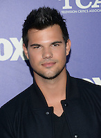 Taylor Lautner @ the FOX summer TCA all star party held @ the Soho house.<br /> August 8, 2016