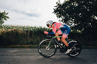 6th October 2021 Womens Cycling Tour, Stage 3. Individual Time Trial; Atherstone to Atherstone. Elena Pirrone.