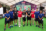 Chater Garden Activation prior to the HSBC Hong Kong Rugby Sevens 2017 on 06 April 2017 in Chater Garden, Hong Kong, China. Photo by Chris Wong / Power Sport Images