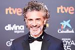 Leonardo Sbaraglia attends the red carpet previous to Goya Awards 2021 Gala in Malaga . March 06, 2021. (Alterphotos/Francis González)