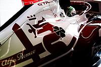 27th August 2021; Spa Francorchamps, Stavelot, Belgium: FIA F1 Grand Prix of Belgium, free practise:   GIOVINAZZI Antonio ita, Alfa Romeo Racing ORLEN C41