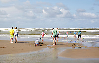 Nederland Egmond 2015 07 30 . Strand in Egmond aan Zee