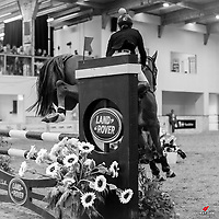 Vicki Wilson and Jaimee Whittaker. 1.15m-1.20m Relay. 2021 NZL-Easter Jumping Festival presented by McIntosh Global Equestrian and Equestrian Entries. NEC Taupo. Saturday 3 April. Copyright Photo: Libby Law Photography