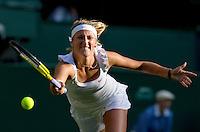 22-06-10, Tennis, England, Wimbledon,   Victoria Azarenka