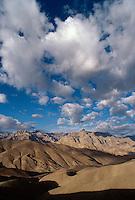 Berglandschaft in  Ladakh (Jammu+Kashmir), Indien