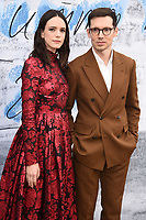 Stacey Martin and Erdem Moralioglu <br /> arriving for The Summer Party 2019 at the Serpentine Gallery, Hyde Park, London<br /> <br /> ©Ash Knotek  D3511  25/06/2019