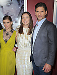 Kate Mara,Olivia Wilde and Eric Bana at The Magnolia Pictures L.A. Premiere of DEADFALL held at The Arclight Theatre in Hollywood, California on November 29,2012                                                                               © 2012 Hollywood Press Agency