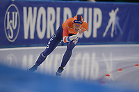 SPEEDSKATING: 07-12-2018, Tomaszów Mazowiecki (POL), ISU World Cup Arena Lodowa, 1000m Ladies Division A, Ireen Wüst (NED), ©photo Martin de Jong