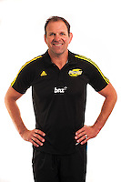 Assistant coach John Plumtree. Hurricanes Super Rugby official headshots at Rugby League Park, Wellington, New Zealand on Tuesday, 13 January 2015. Photo: Dave Lintott / lintottphoto.co.nz