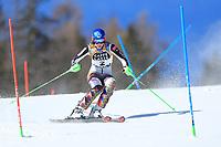20th February 2021; Cortina d'Ampezzo, Italy; FIS Alpine World Ski Championships, Women's Slalom   Petra Vlhova (SVK)