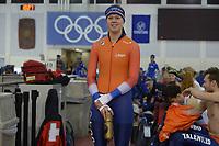 SPEEDSKATING: 12-02-2020, Utah Olympic Oval, ISU World Single Distances Speed Skating Championship, Femke Beuling (NED), ©Martin de Jong