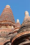 Seinnyet Nyima Pagoda, Bagan, Burma