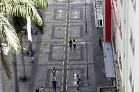 17/06/2020 - ORIENTAÇÃO DE SOLO PARA PEDESTRES EM CAMPINAS