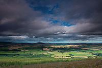 Aberdeenshire from Bennachie, Aberdeenshire