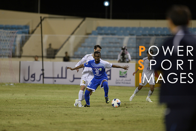 Al-Fateh (KSA) vs Bunyodkor (UZB) during the 2014 AFC Champions League Match Day 1 Group B match on 25 February 2014 at Prince Abdullah bin Jalawi Stadium, Al-Hasa, Saudi Arabia. Photo by Stringer / Lagardere Sports