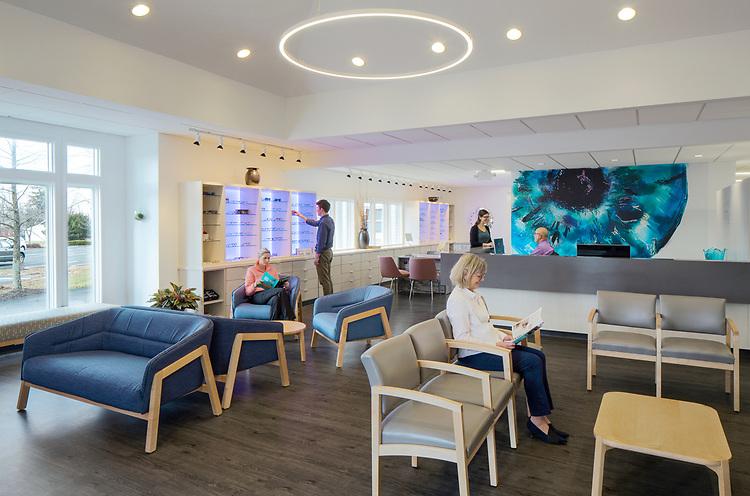 Northwest Eye Surgeons | WSA Studio