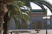 Afrique/Afrique du Nord/Maroc/Fèz: Porte du Palais Royal