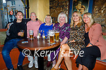Enjoying the evening in Sean Og's on Sunday, l to r: Cian, Frank and Angela Horgan (Tralee), Ann O'Driscoll, Mairead Lynch and Francis Horgan.