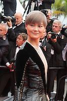 Li Yuchun - CANNES 2016 - MONTEE DU FILM 'THE BFG (LE BON GROS GEANT)