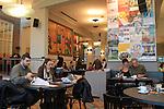 Restaurant for lunch in Amsterdam, Netherlands