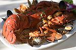 Lobster, Seafood, Pasta, Novella, Italian Restaurant, Little Italy, Lower Manhattan, New York