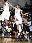 NCAA SWAC Men's CHampionship-Alabama State vs. Grambling State