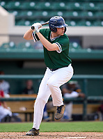 McKeel Academy Wildcats Blake Barquin (13) during the 42nd Annual FACA All-Star Baseball Classic on June 6, 2021 at Joker Marchant Stadium in Lakeland, Florida.  (Mike Janes/Four Seam Images)
